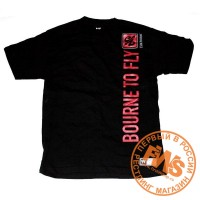WWE Evan Bourne To Fly T-Shirt - размер М