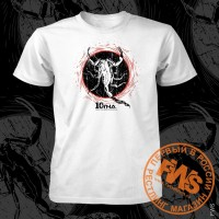 TNA Sting Whiteout T-Shirt - размер XL