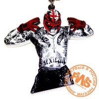 WWE Rey Mysterio Respect The Mask Pendant