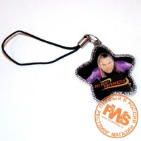 WWE Jeff Hardy Cell Phone Charm