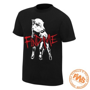 WWE Bray Wyatt Find Me T-Shirt