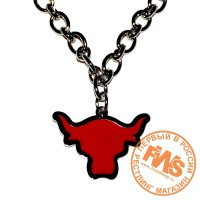 WWE The Rock I Bring It Ladies Pendant