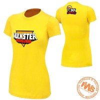 WWE Hulk Hogan Hulkster Rules Women's T-Shirt