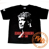 WWE Eddie Guerrero Commemorative Youth T-Shirt размер - Десткий L