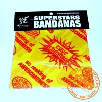 WWF Edge & Christian So Reeking of Awesomeness Bandana