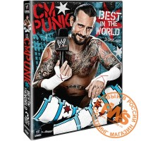 WWE CM Punk Best In The World DVD