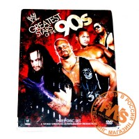 WWE Greatest Stars of the 90s DVD