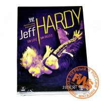 WWE Jeff Hardy My Life My Rules DVD