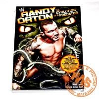 WWE Randy Orton The Evolution Of A Predator DVD