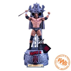 WWE Icon Series Triple H Limited Edition Resin Statue
